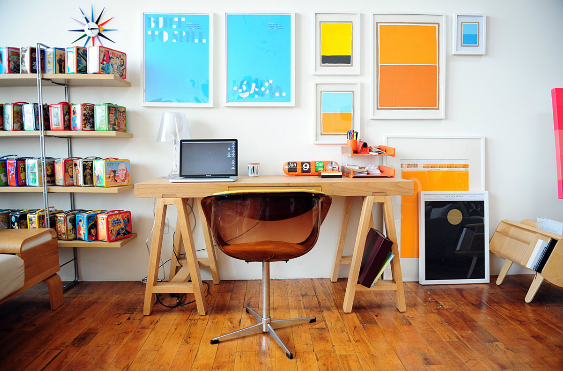 Set the Work Space and Remove the Distraction