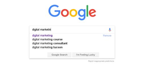 """Cermati penggunaan """"keyword"""" atau kata kunci - cara kerja mesin pencari .image: neilpatel.com"""