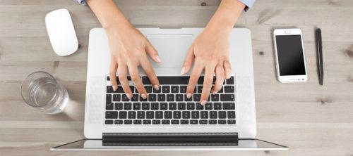 Fokus pada target pembaca - peraturan copywriting untuk tulisan di web .image: travelbible.cz