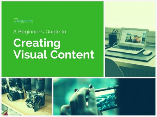 A Beginner's Guide to Creating Visual Content - ebook gratis blogging agar trafik tinggi .image: slideshare.net