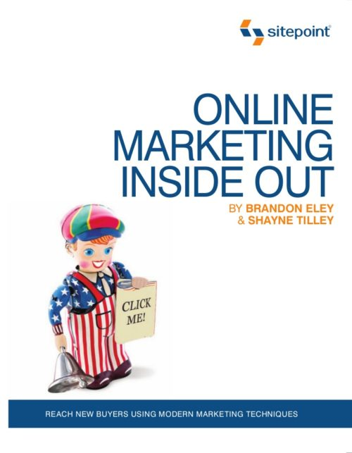 The Blogger's Guide to Online Marketing - buku sukses blogging .image: slideshare.net