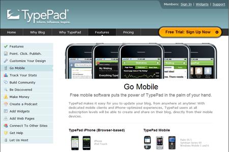 Cara Bikin Blog Dengan TypePad