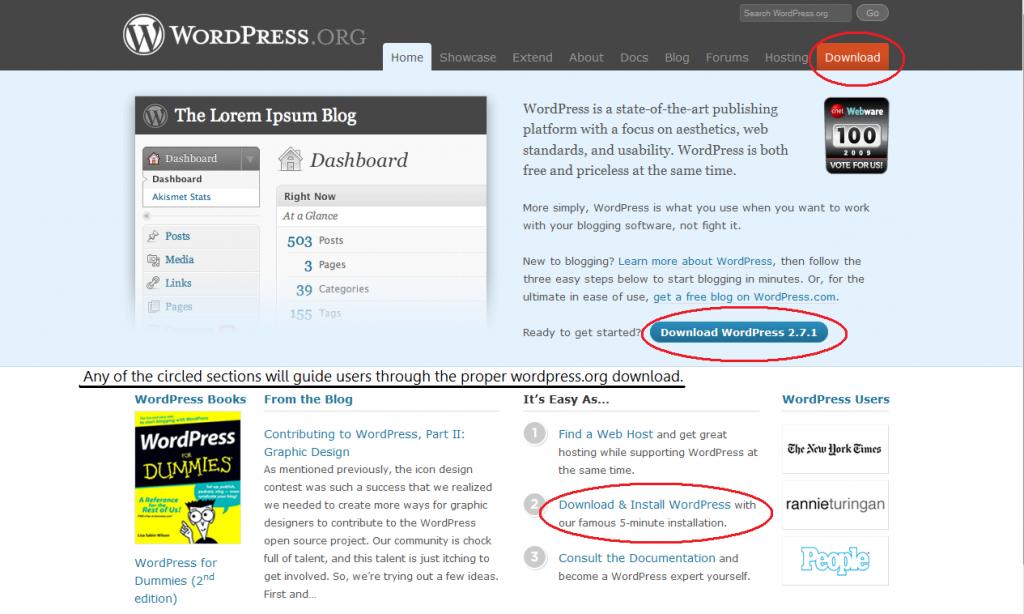 Cara Buat Blog dengan WordPress.org