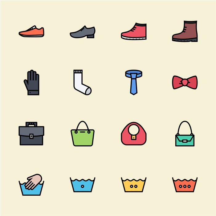 ikon fashion 2 desain grafis kontenesia