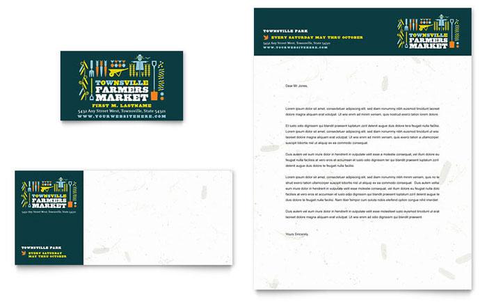 salah satu portofolio jasa desain grafis kontenesia, desain stationary, amplop, kartu nama, kop surat perusahaan