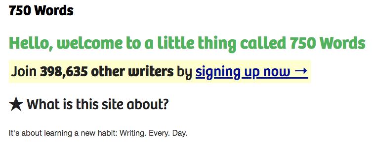 750 Words - 5 Tools ini Bantu Tingkatkan Kemampuanmu untuk Jadi Seorang Penyedia Jasa Penulis Artikel Profesional