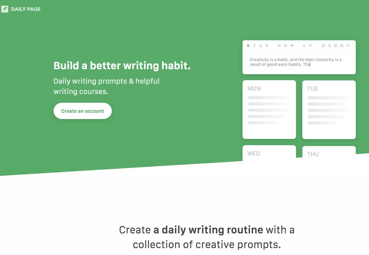 Daily Page - 5 Tools ini Bantu Tingkatkan Kemampuanmu untuk Jadi Seorang Penyedia Jasa Penulis Artikel Profesional