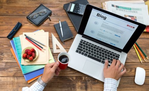 Jumlah Blogger yang Aktif Menulis Masih Sedikit - jasa penulis artikel. image : masterseo.id