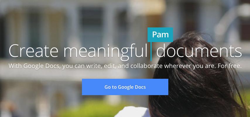 google docs - 5 Tools ini Bantu Tingkatkan Kemampuanmu untuk Jadi Seorang Penyedia Jasa Penulis Artikel Profesional