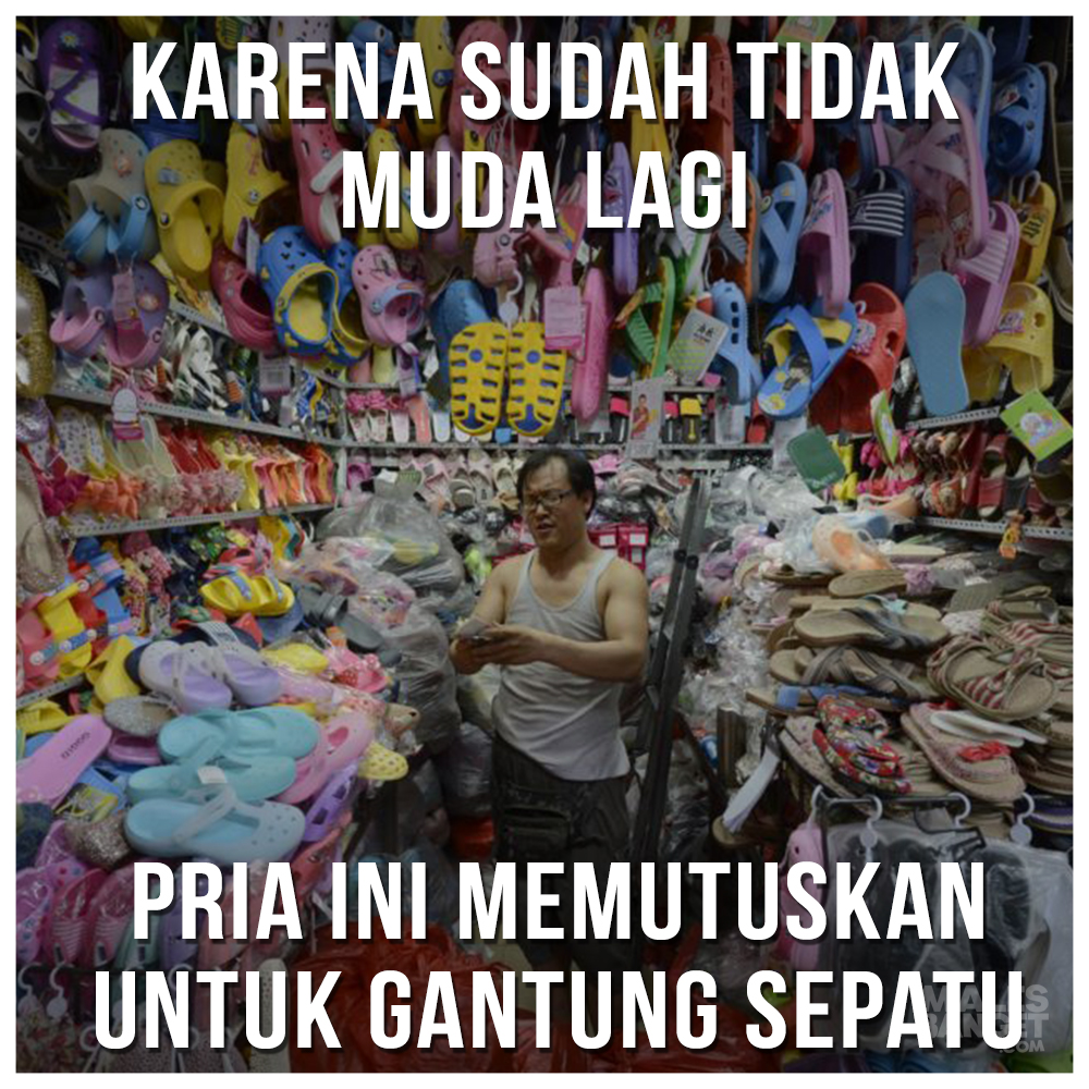 Malesbanget - Caption Instagram Lucu