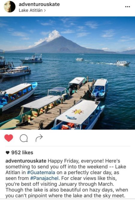 Meningkatkan love dan keterlibatan - caption untuk Instagram