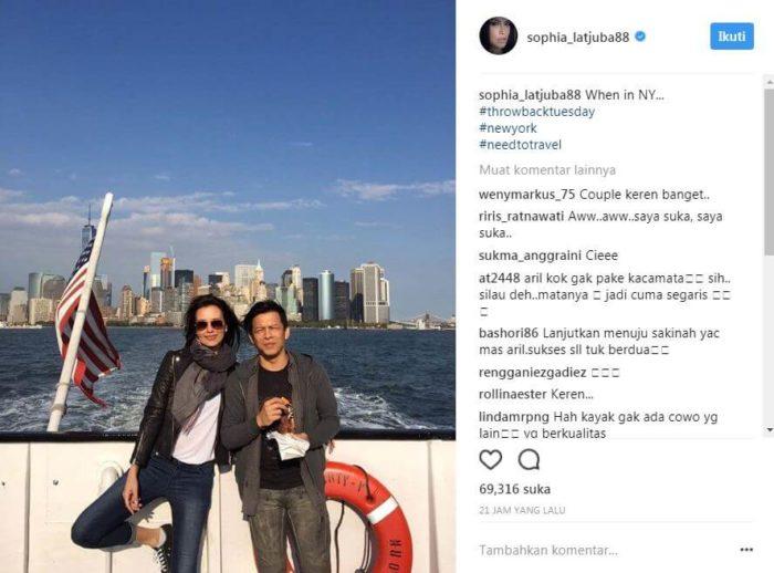Memberikan informasi - caption untuk Instagram