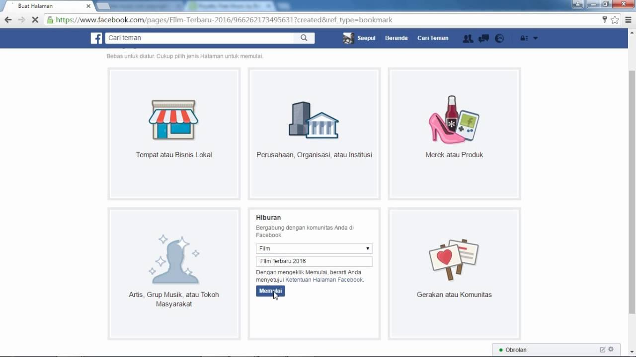 Nggak Usah Bingung Lagi, Ini Cara Membuat Fanspage di Facebook Paling Mudah yang Bisa Anda Ikuti - cara membuat fanspage