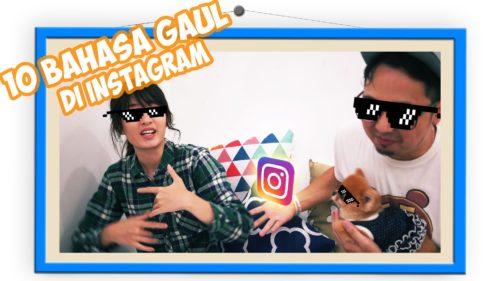 Tipe Parodi - Kata-Kata untuk Caption Instagram