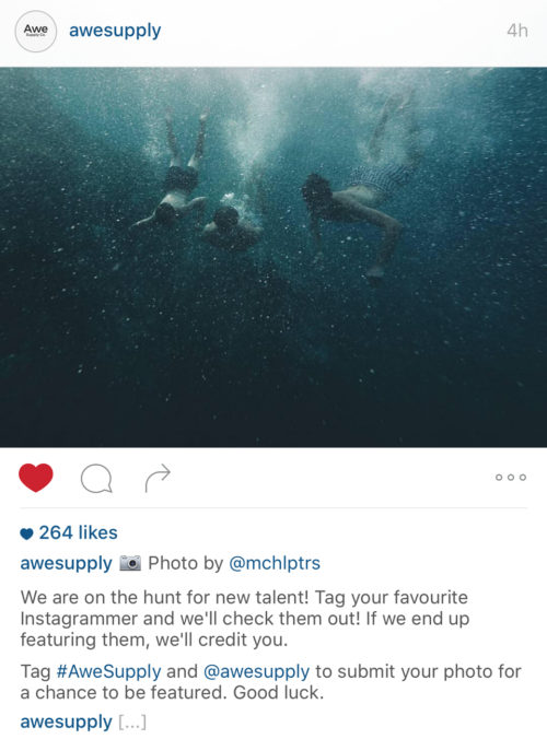 Tulisan Anda menentukan - caption instagram