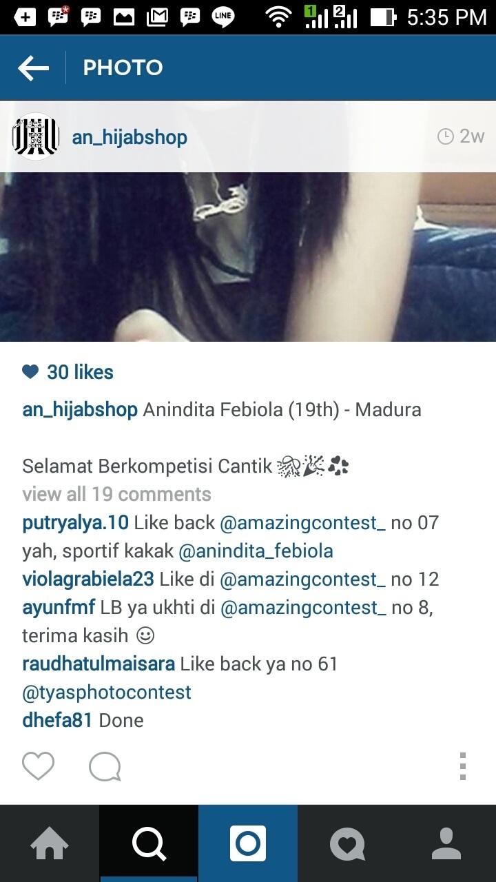 Salah Tulis itu Kesalahan Besar - caption instagram