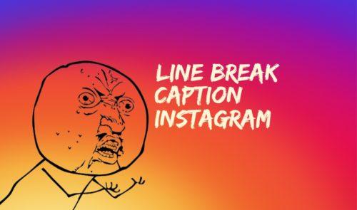 Lalu, Apa yang Dimaksud dengan Caption Instagram - caption instagram