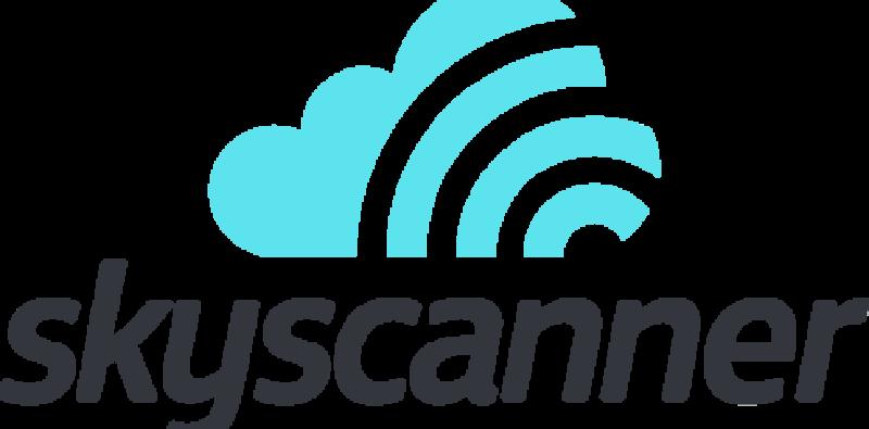 Skyscanner - caption foto