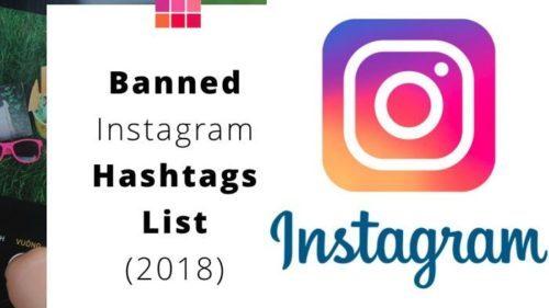 Tidak Menggunakan Tagar yang Dilarang - caption buat Instagram