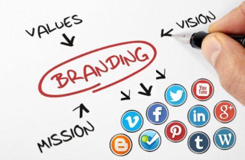 Membangun social branding - caption untuk instagram - image : Teknovaganza.id