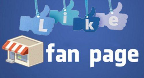 cara membuat fanspage facebook - image : trivitaweb.com