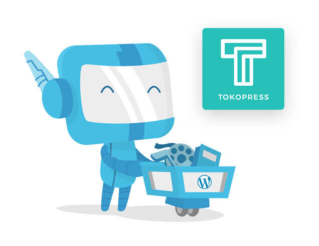 logo tokopress.id