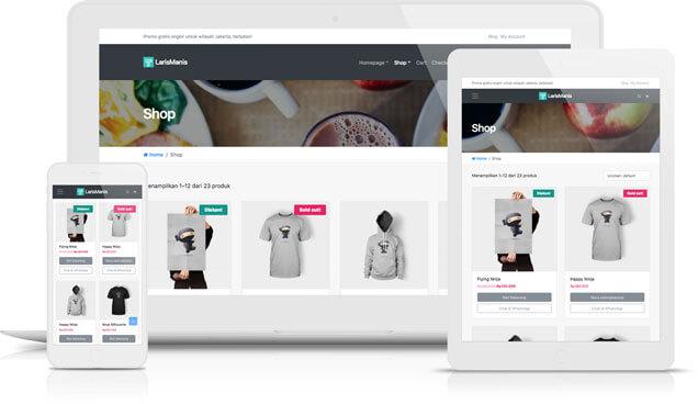 Jasa pembuatan website Toko Online (KENPO) Satu-satunya platform lengkap untuk membuat toko online Anda dari nol menjadi berdaya