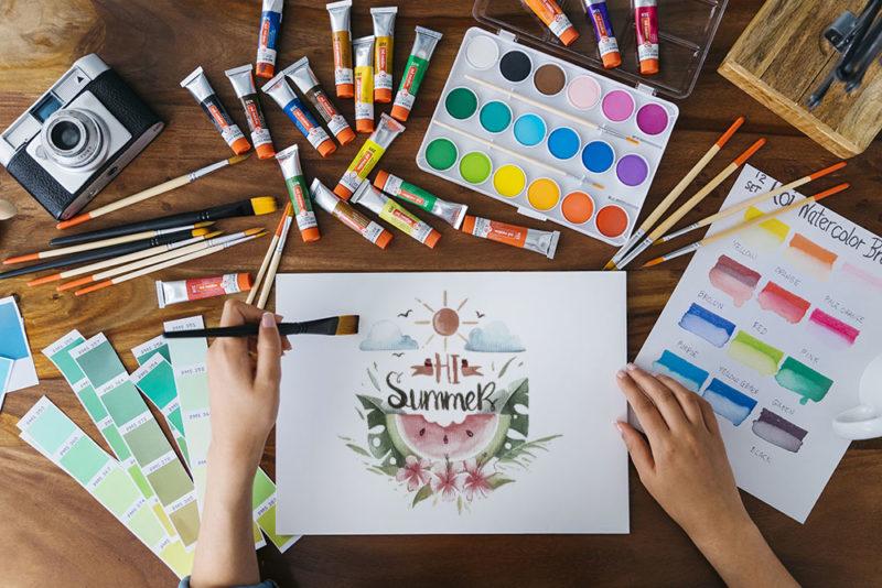 Belajar Desain Grafis