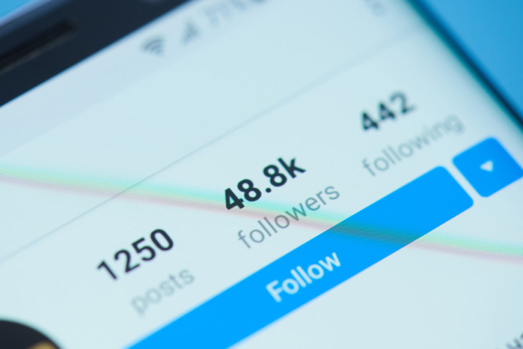 jumlah followers di instagram